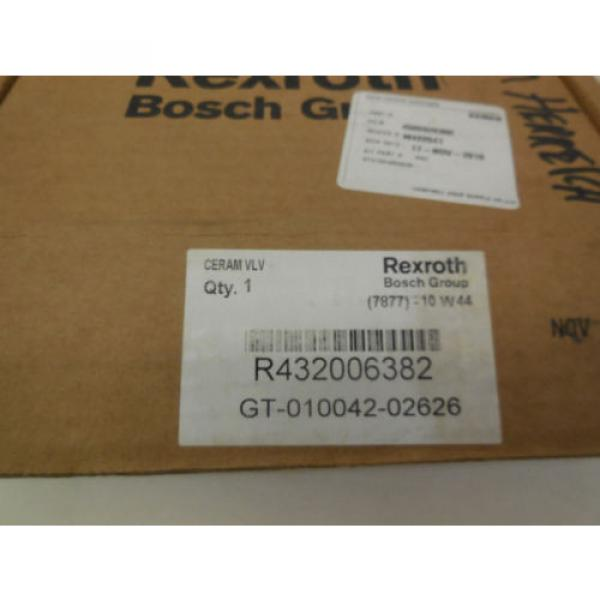 NEW Mexico France REXROTH GT-010042-02626 SOLENOID VALVE GT01004202626 #1 image