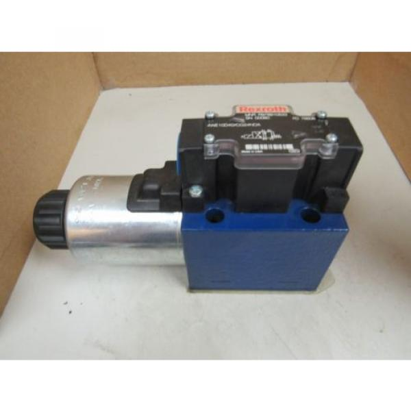 NEW Japan Germany REXROTH HYDRAULIC VALVE 4WE10D40/CG24NDA 4WE10D40CG24NDA 24VDC 1.46 AMP A #1 image