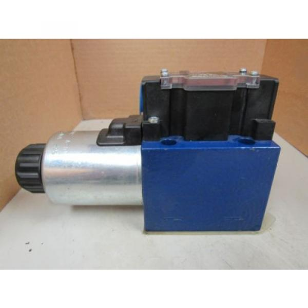 NEW Japan Germany REXROTH HYDRAULIC VALVE 4WE10D40/CG24NDA 4WE10D40CG24NDA 24VDC 1.46 AMP A #2 image