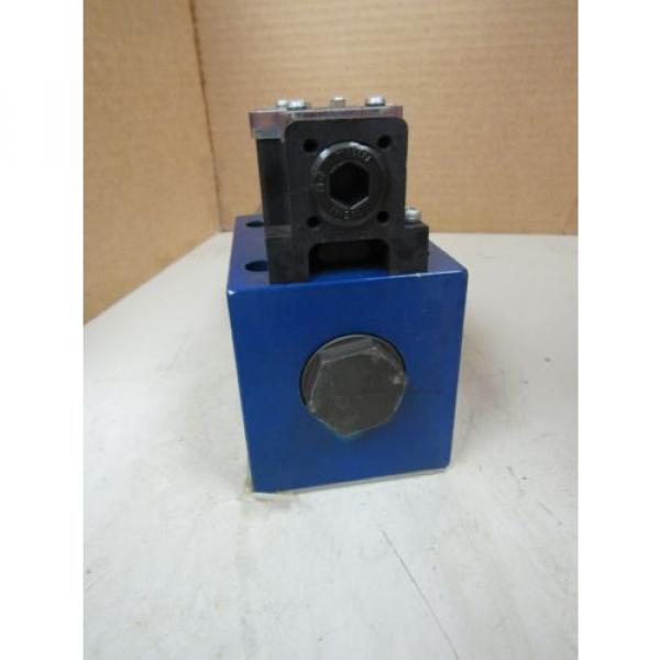 NEW Japan Germany REXROTH HYDRAULIC VALVE 4WE10D40/CG24NDA 4WE10D40CG24NDA 24VDC 1.46 AMP A #5 image