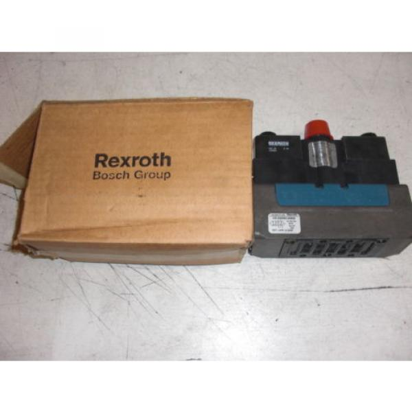 REXROTH Germany Dutch GS-020062-00909 PNEUMATIC VALVE CERAM *NEW IN THE BOX* #1 image