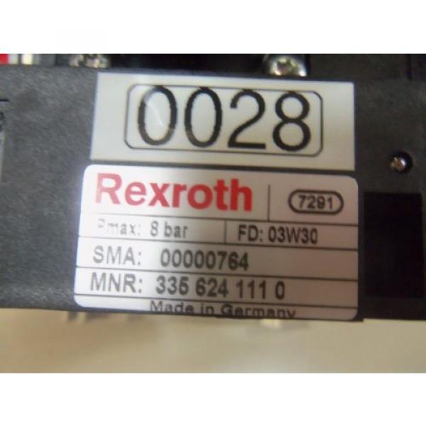 REXROTH Korea Korea 3356241110 *NEW IN BOX* #6 image