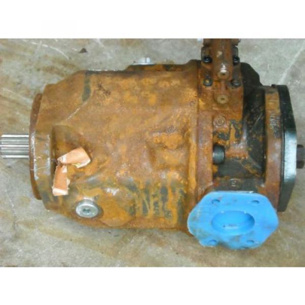 Rexroth Canada Germany r 902-400-196 Hydraulic pump #1 image