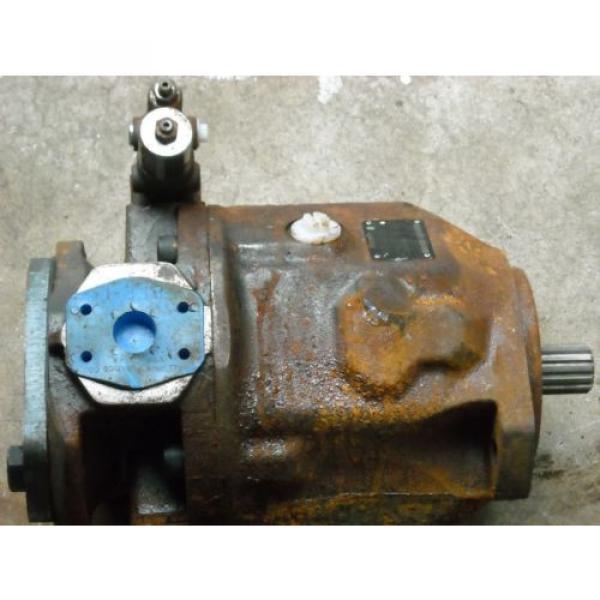 Rexroth Canada Germany r 902-400-196 Hydraulic pump #3 image