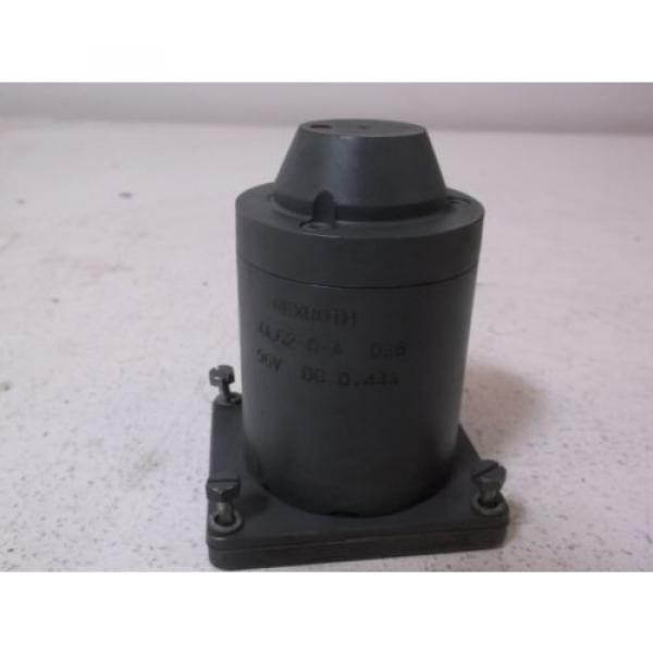 REXROTH Canada Mexico GL62-0-A VALVE SOLENOID *USED* #1 image