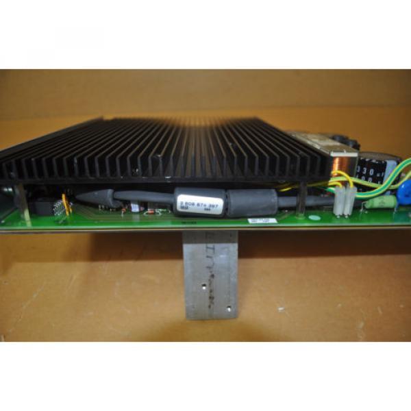 REXROTH China Korea 0-608-750-085 LT-304 TIGHTENING SYSTEM SERVO AMPLIFIER~ #6 image