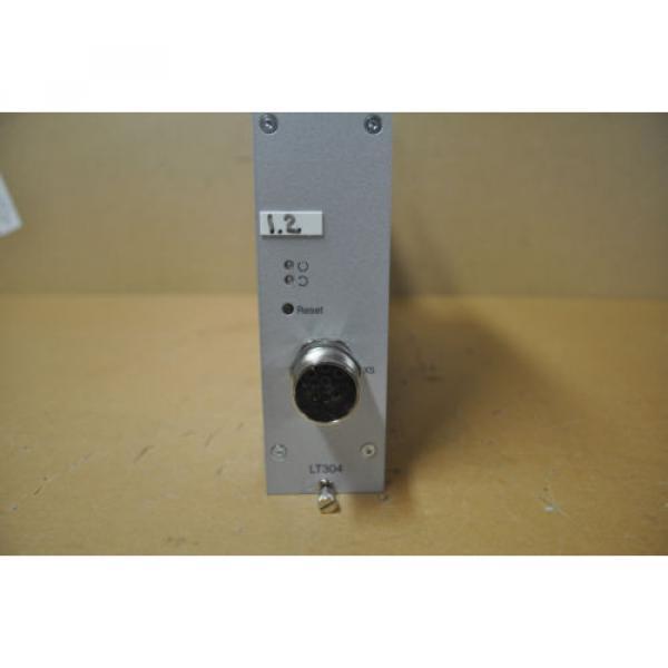 REXROTH China Korea 0-608-750-085 LT-304 TIGHTENING SYSTEM SERVO AMPLIFIER~ #8 image