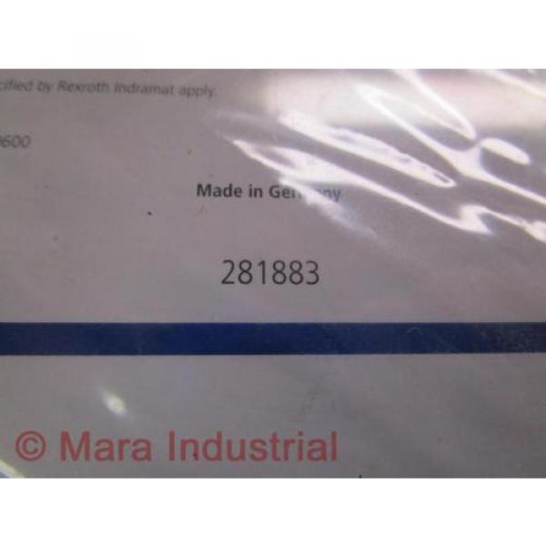 Rexroth Mexico Canada Indramat GN05-EN-D0600 Control & Drive Systems Software #6 image
