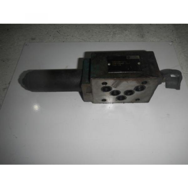 Rexroth India Greece ZDR10DA2-51/75Y/12 D05 Hydraulic Reducing Control Valve #1 image