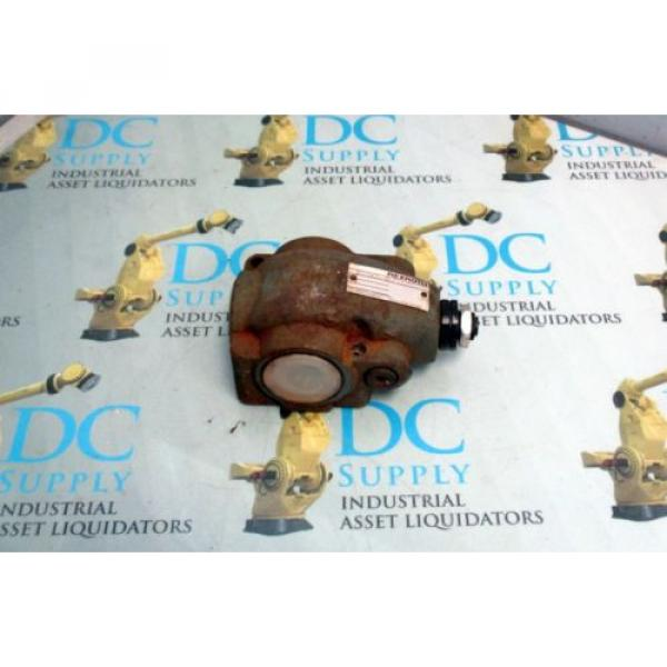 REXROTH Korea USA DR20G5-42/200YMV/12 HYDRAULIC PRESSURE REDUCING VALVE #1 image