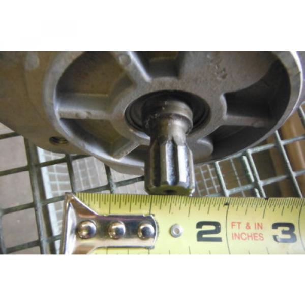 REXROTH France Dutch   IPF2G2-40B/016 RRISMR HYDRAULIC PUMP  USED #7 image