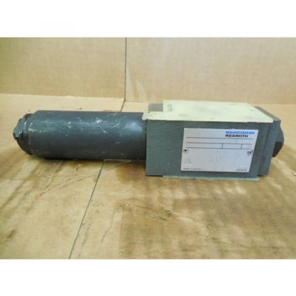 Rexroth China Egypt Mannesmann Hydraulic Valve ZDR 6 DP2-41/75YM/12 ZDR6DP24175YM12 New #1 image