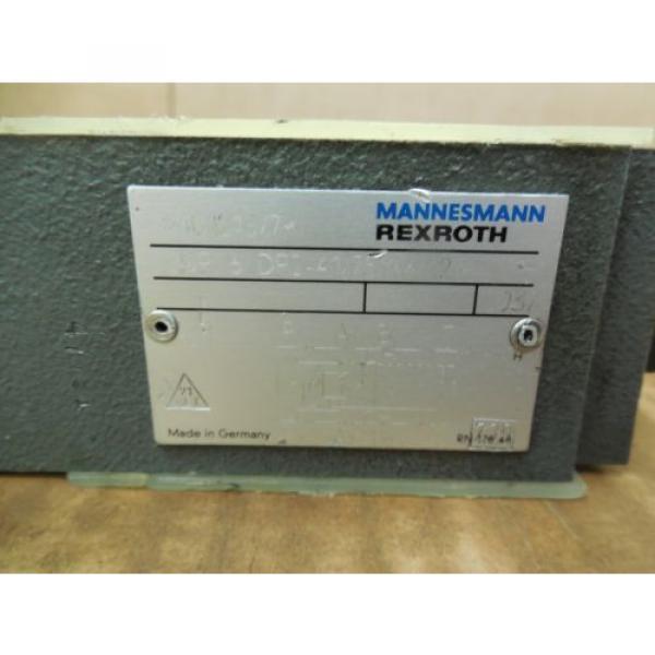 Rexroth China Egypt Mannesmann Hydraulic Valve ZDR 6 DP2-41/75YM/12 ZDR6DP24175YM12 New #2 image
