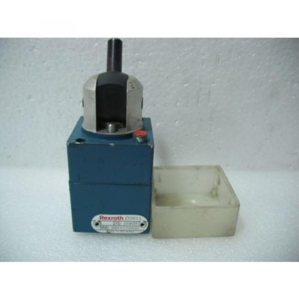Rexroth Japan Mexico 7291  FD 05W37 MNR 3631270000 Valve #1 image
