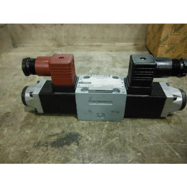 REXROTH Canada Canada VALVE 4WE6J51/AW120-60N ~ USED #1 image