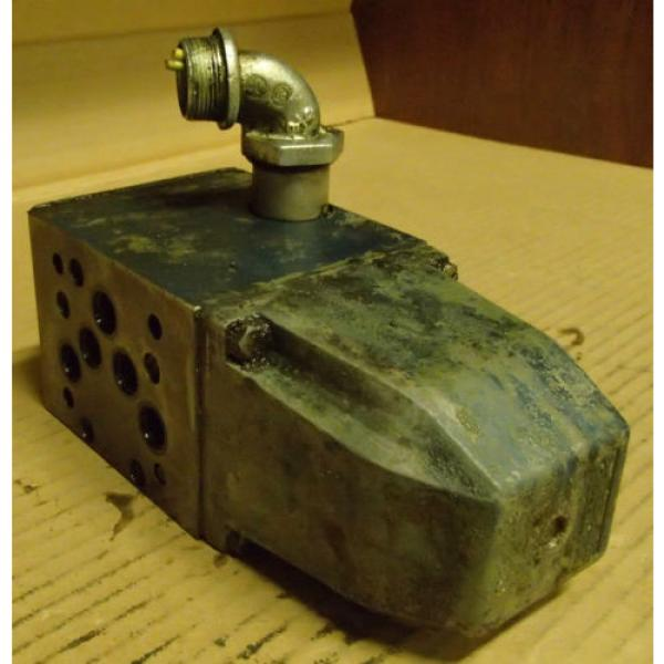 Rexroth Mexico Mexico 4WE10D4 Directional Control Valve _ 4WE1OD4 #2 image