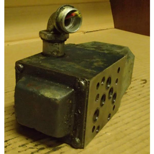 Rexroth Mexico Mexico 4WE10D4 Directional Control Valve _ 4WE1OD4 #3 image
