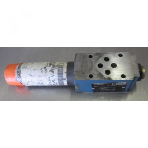 Rexroth Mexico Australia ZDR-6-DP2-43/75YM Hydraulic Valve ZDR6DP2-43/75YM #2 image