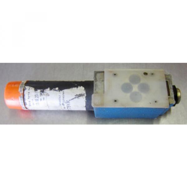 Rexroth Mexico Australia ZDR-6-DP2-43/75YM Hydraulic Valve ZDR6DP2-43/75YM #4 image