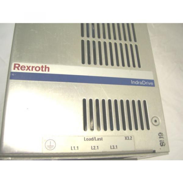 REXROTH USA Korea BOSCH   SERVO DRIVE   HNF01.1A-M900-R0094-A-480-NNNN    60 Day Warranty! #4 image