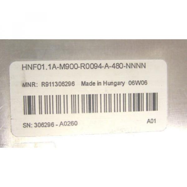 REXROTH USA Korea BOSCH   SERVO DRIVE   HNF01.1A-M900-R0094-A-480-NNNN    60 Day Warranty! #5 image