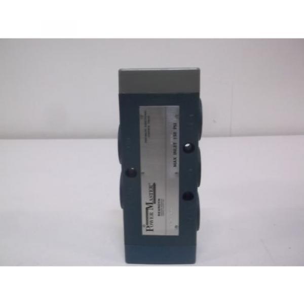 REXROTH France Egypt POWER MASTER PT84104-1700 AIR PILOT VALVE *NEW IN BOX* #5 image