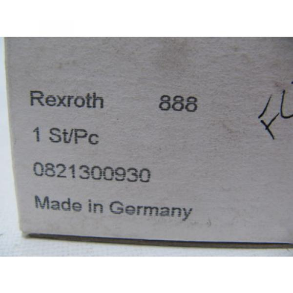 (NEW) Germany china Bosch Rexroth Block Valve 183175 0-821-300-930 0821300930 #3 image