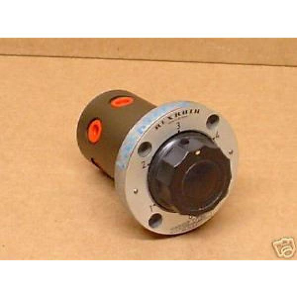 Rexroth China Canada Type MS4A2.1/12V Multi-Stage Gauge Isolator #1 image