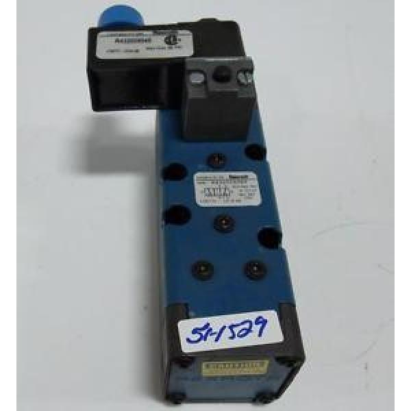 REXROTH Canada china 150PSI MAX SOLENOID VALVE R432006089 W/ R432009045 / (7877)-10W48 NEW #1 image