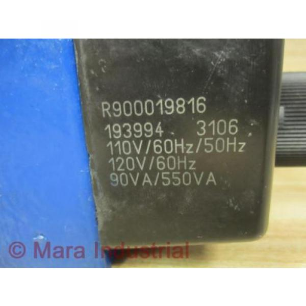 Rexroth Mexico Russia Bosch R900517315 Valve 4WE10H33/CW110N9K4 - New No Box #3 image