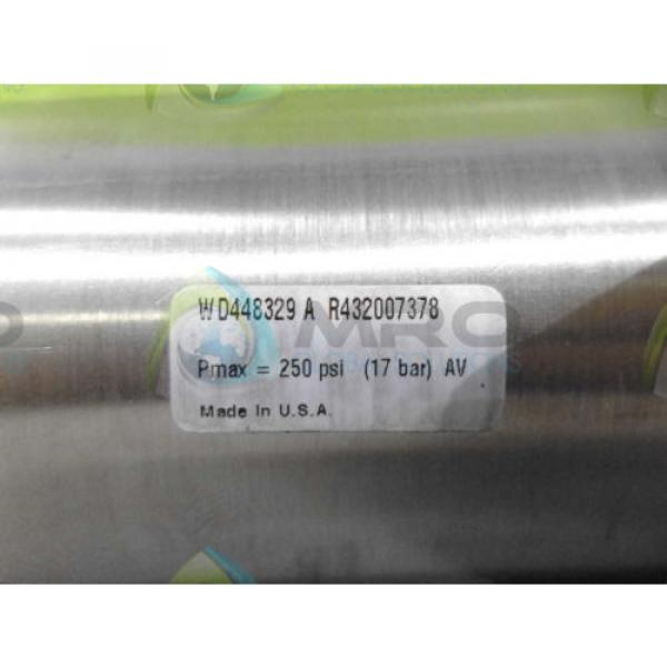 REXROTH Italy Canada R432007378 CYLINDER *NEW NO BOX* #1 image