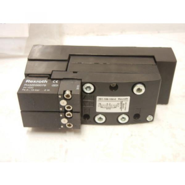 REXROTH China Canada BOSCH 261-108-150-0 NEW 261 PNEUMATIC VALVE 2611081500 #2 image