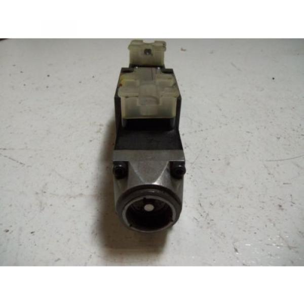 REXROTH India Canada 4WE6H51/AG24NZ4 DIRECTION CONTROL VALVE *USED* #3 image