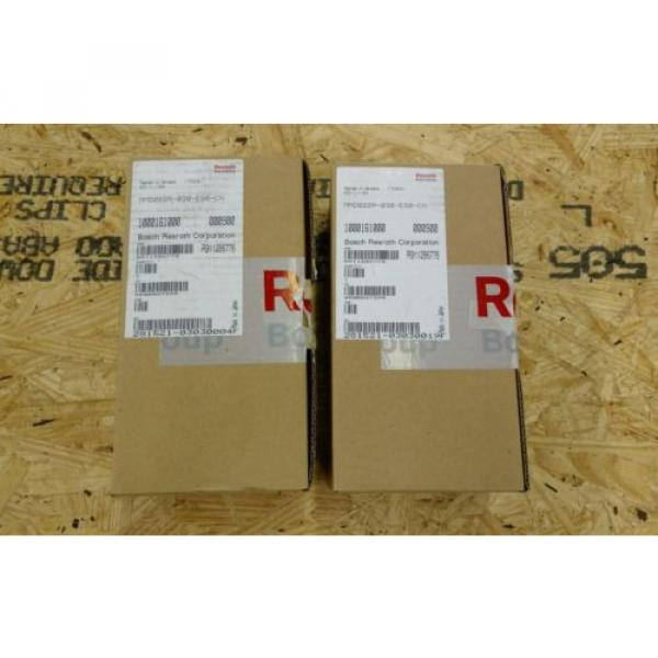 REXROTH India Mexico INDRAMAT SERVO MOTOR MMD022A-030-EGO-CN *NEW IN BOX* #1 image