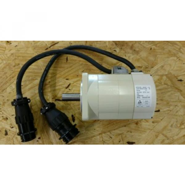 REXROTH India Mexico INDRAMAT SERVO MOTOR MMD022A-030-EGO-CN *NEW IN BOX* #5 image