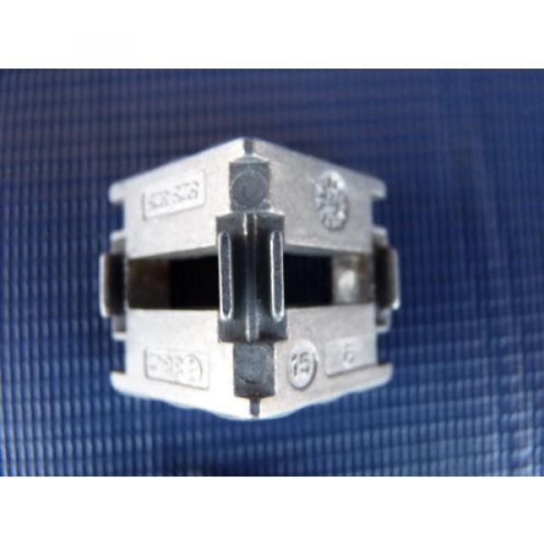 Set Canada Canada of 4 NEW Bosch Rexroth Gusset 3842523528 30x30 w/ Fastener 8-8mm Orig. Pkg. #4 image