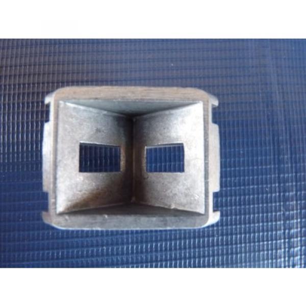Set Canada Canada of 4 NEW Bosch Rexroth Gusset 3842523528 30x30 w/ Fastener 8-8mm Orig. Pkg. #6 image