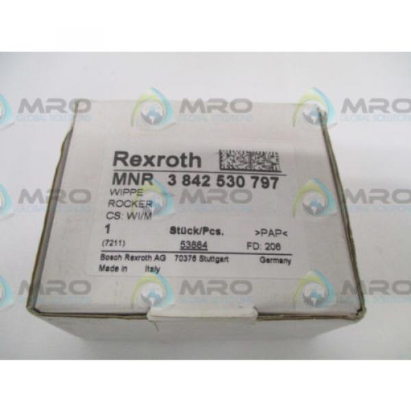 REXROTH Egypt Australia 3842530797 WIPPE ROCKER *NEW IN BOX* #1 image