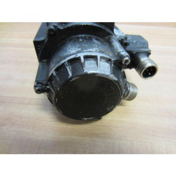 Rexroth Canada Mexico Bosch Group 255692 MDD065D-N-040-N2M-095GB1 Motor - Used #6 image