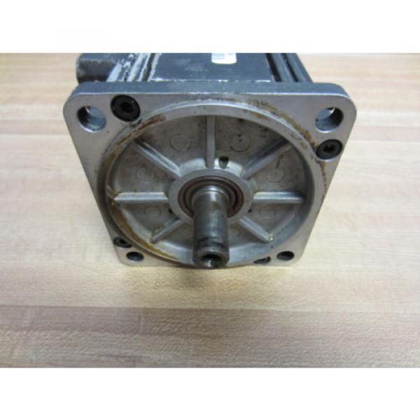 Rexroth Canada Mexico Bosch Group 255692 MDD065D-N-040-N2M-095GB1 Motor - Used #7 image
