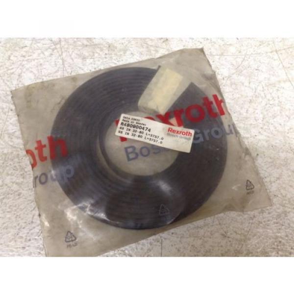Rexroth Australia Dutch Bosch R480900474 SS IN  32-80 L=3757.0 New (TSC) #1 image