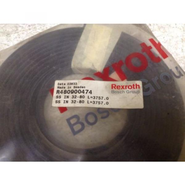 Rexroth Australia Dutch Bosch R480900474 SS IN  32-80 L=3757.0 New (TSC) #2 image