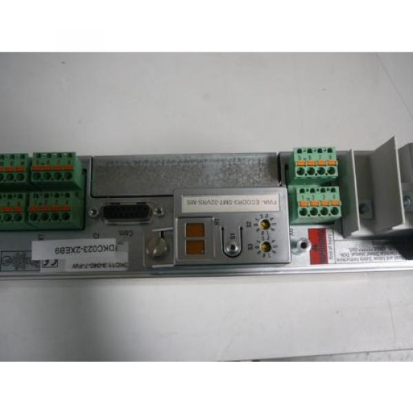 REXROTH France Canada Ecodrive Series Servo - Model:  DKCXX.3-040-7 #6 image