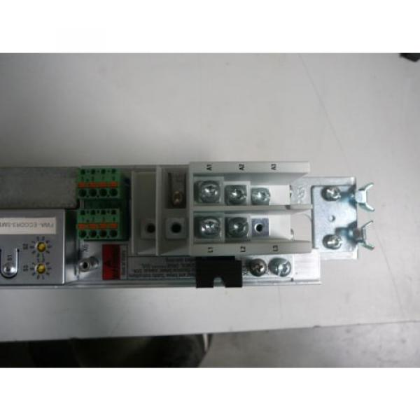 REXROTH France Canada Ecodrive Series Servo - Model:  DKCXX.3-040-7 #7 image