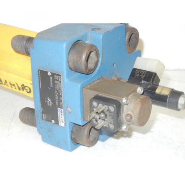 REXROTH China Dutch FES 40 CC-30/670LK4M-1 USED PROPORTIONAL VALVE FES40CC30670LK4M1 #6 image