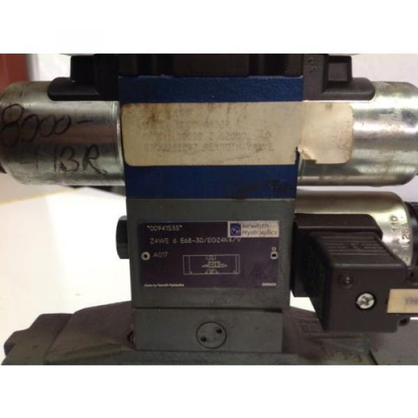 REXROTH Egypt Russia SOLENOID PROP VALVE 3DREPE 6 C-21/25EG24N9K31/A1V R900925484 #3 image