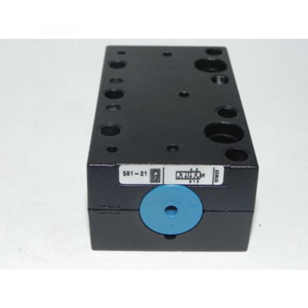REXROTH India France 581-21 97W27 NEW 58121 #2 image