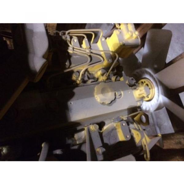 KOMATSU 6D95L-1 NEW ENGINE #1 image
