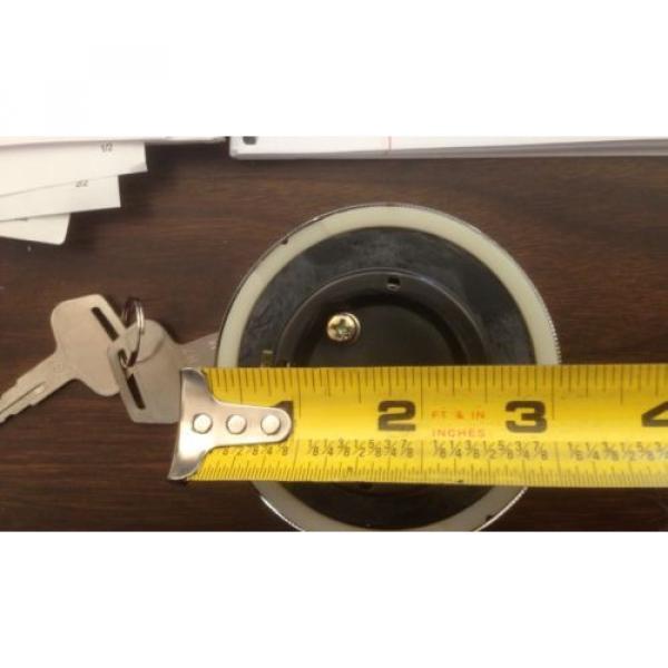 Komatsu Dozer Locking Fuel Cap 20U-04-21361 D21P-7 D20A D21A-7 D21PG MX45 #2 image