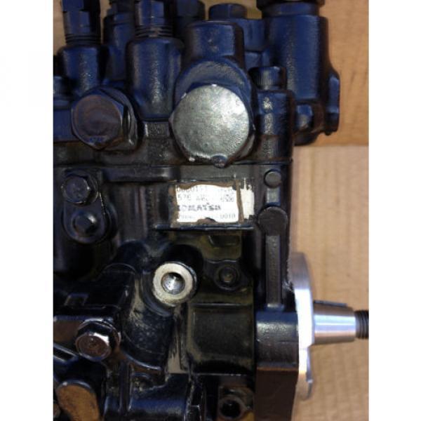Komatsu / Yanmar Injection pump #2 image